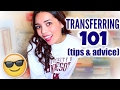 What I Learned Transferring Colleges 3 Times || Makayla Samountry