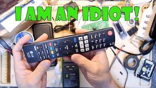 TDL- LG Remote fix non event