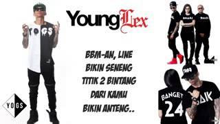 Young Lex   Titik 2 Bintang  Official Video Lyric    240pFlv1