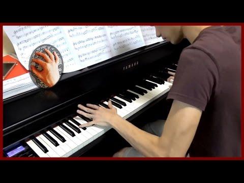 Dan Burgess - Thank You, Lord [Piano Cover]