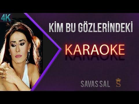 Kim Bu Gözlerindeki Yabancı Karaoke 4k