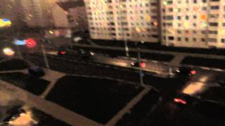 Солигорск Буря Апокалипсис 13 04 2015