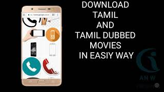 how to download tamil and tamil dub movies in easy way