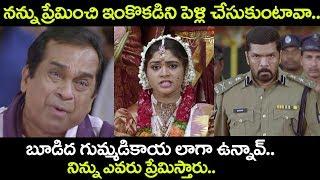 Brahmanandam & Posani Hilarious Comedy Scene || Volga Videos 2018
