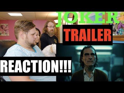 JOKER - Final Trailer Reaction!