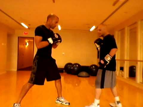 Boxing - Slipping and Getting Inside - Бокс - Boxeo - 복싱 - Boxen