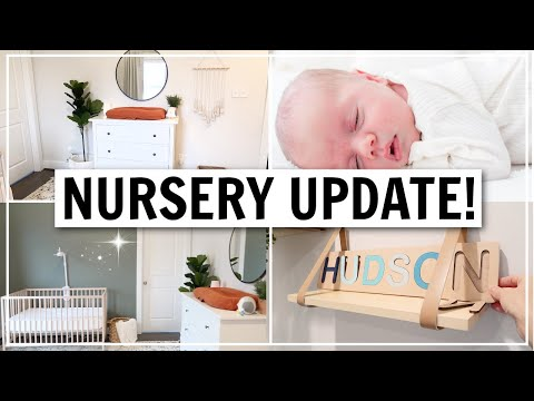 nursery-update-//-nursery-tour-//-diy-nursery-decor-//-boy-nursery-ideas