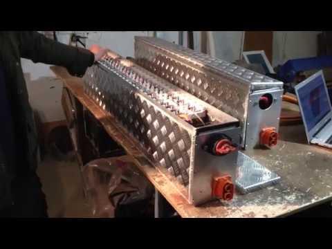 Lithium NCM Battery Pack 48V, 200Ah