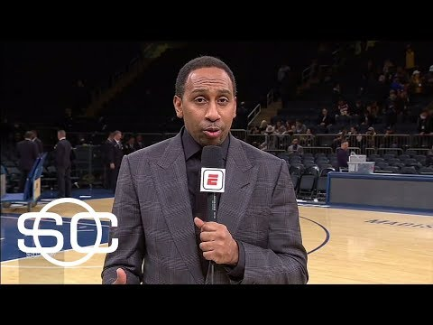 Download Youtube: Stephen A. Smith says Lonzo Ball more impressive against Knicks | SportsCenter | ESPN