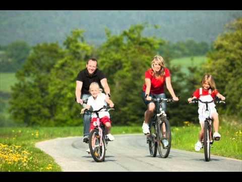 Piosenki dla dzieci - Jadą rowery