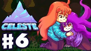 Celeste - Gameplay Walkthrough Part 6 - Chapter 6: Reflection 100%! All Strawberries & B-Side!