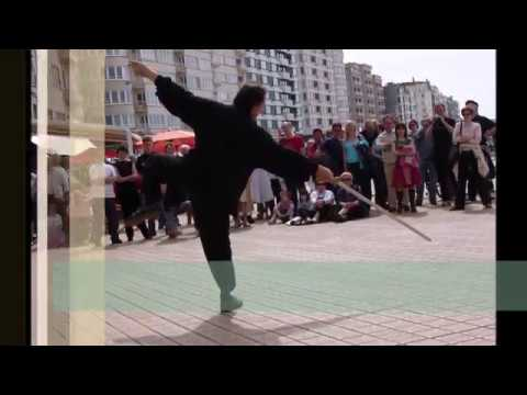 GM Walter Toch invited World Taijiquan Day 2005 Oostende Belgium