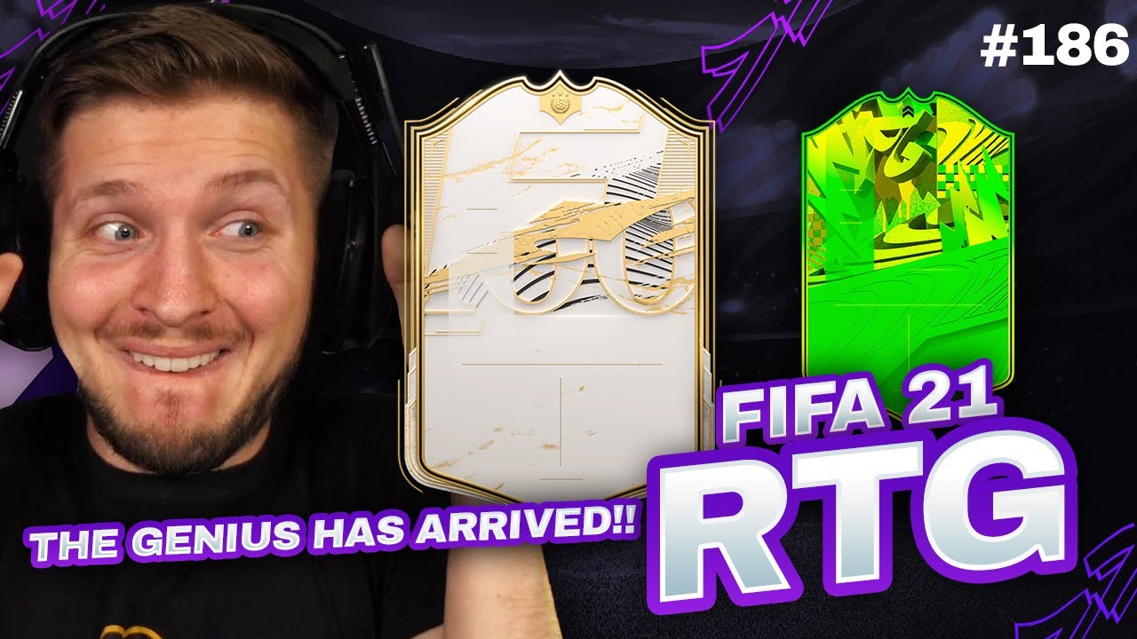 WE GOT A MOMENTS ICON WORTH ALMOST 10 MIL... FIFA 21 ULTIMATE TEAM