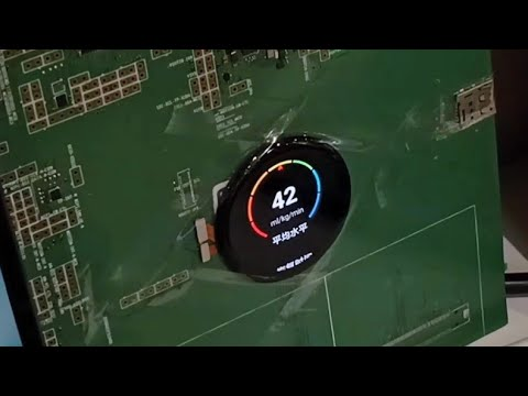 Huawei Watch Based On HongMeng OS Demonstrated
