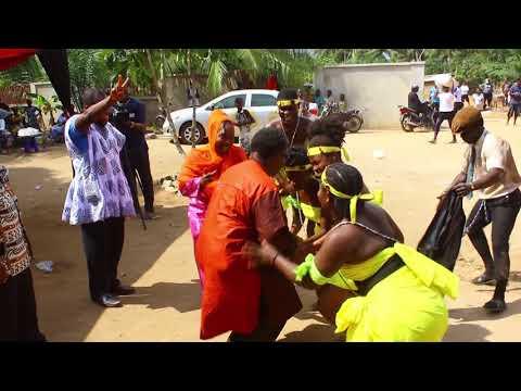 GHANA SOUTH AFRICA CULTURAL PROF  K  ANYIDOHO