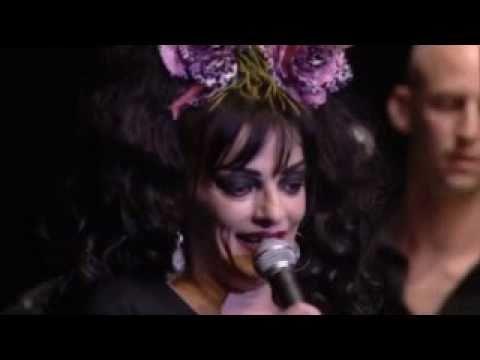 Клип Nina Hagen - Nobody's Fault But Mine
