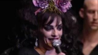 NiNA HAGEN - 5.Nobody's fault but mine - Personal Jesus Tour, PARiS