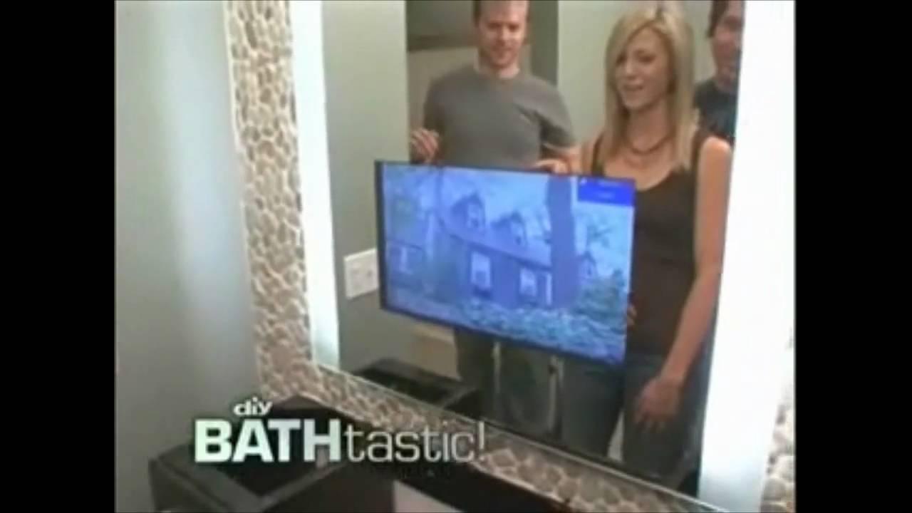 Bathroom TV | Bathtastic | DIY | Seura   YouTube