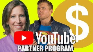 YOUTUBE PARTNER PROGRAM NEW RULES AND HOW TO GET 4k HOURS REACTION   SK Reacts - #DailyTrend