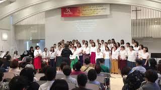 Joyful Peace Gospel Choir 10周年記念コンサート2018年10月8日 at 芦屋...