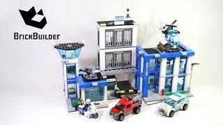 Kijk Lego City 60047 Politie Station filmpje