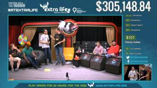 Rooster Teeth Extra Life 2015 Stream Hour 18