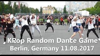KPOP Random Dance Game Germany August 2017