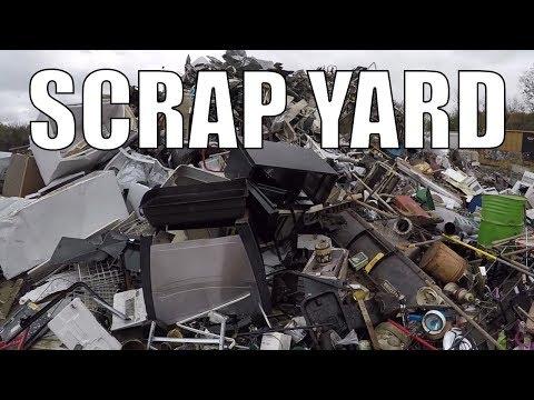 Taking Metal to the Scrap Yard - LOW PRICES?!