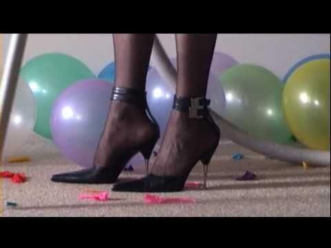 Vacuuming in High Heels: Balloons II