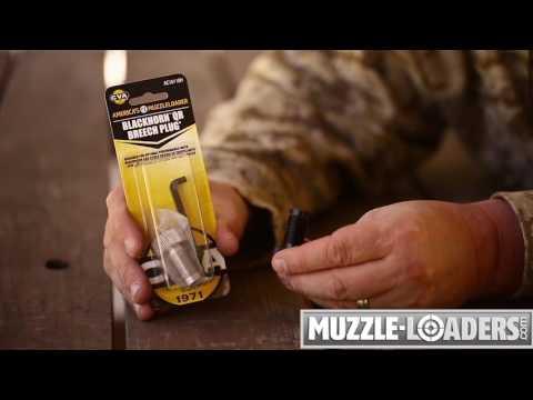 CVA™ Blackhorn 209 Breech Plug Review - Muzzle-Loaders.com