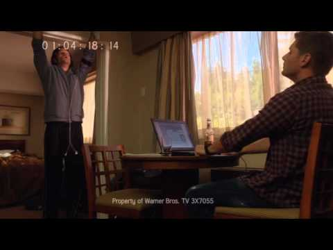 Supernatural - Life in Motel Rooms (Deleted Scene)