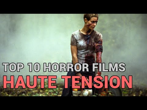 High Tension is listed (or ranked) 21 on the list The Goriest Movies Ever Made