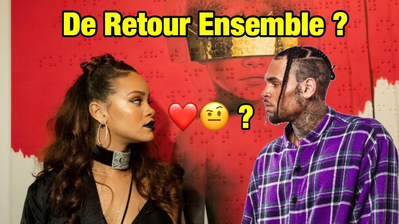 Rihanna « une rencontre » apaisée avec Chris Brown