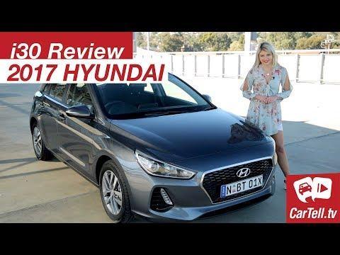 2017 Hyundai i30 Review CarTell.tv