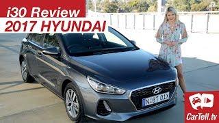 2017 Hyundai i30 Review CarTell.tv смотреть