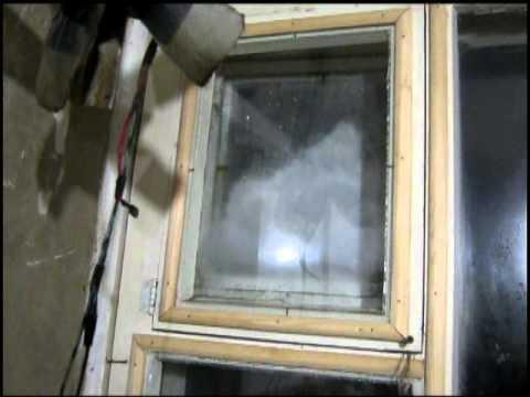 видео: Двойной стеклопакет своими руками