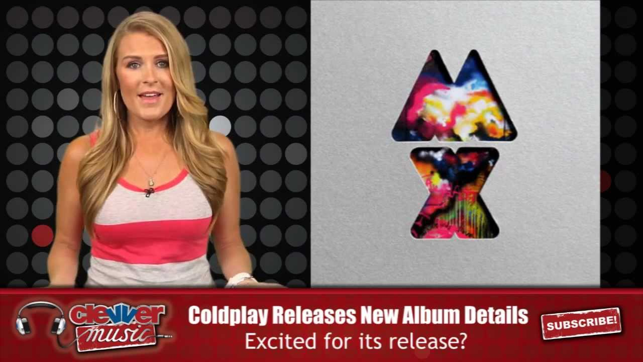 Download Coldplay 'Mylo Xyloto' Album Coming in October