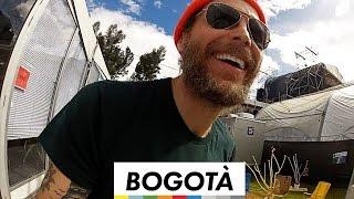Bogotà - Tour Sud America 2014