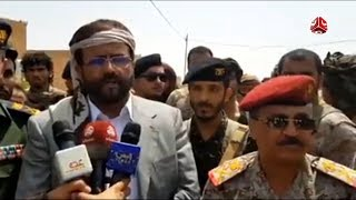محافظ مأرب : الدولة لا تستهدف أسرة أو قبيلة وانما المستهدف من يقتل الأبرياء والجنود