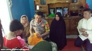 Gadis Disabilitas yang Diperkosa Ayah, Kakak, dan Adik Kandung di Lampung Mengalami Trauma Berat