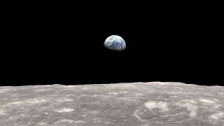 Recreating The Apollo 8 Earthrise Photo | Nasa Space Science Hd