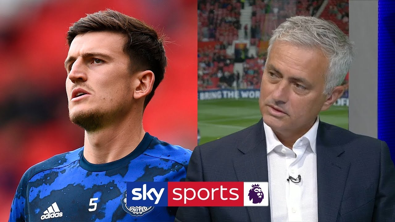 Does Jose Mourinho believe Harry Maguire will improve Manchester United?   Super Sunday