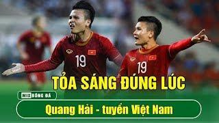 Nguyễn Quang Hải – Thiên tài 100 NĂM MỚI CÓ của bóng đá Việt Nam