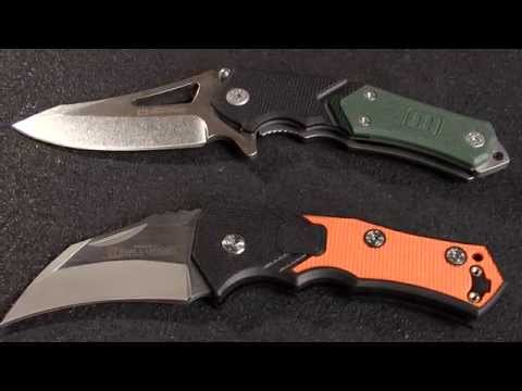 Steal of the Week: Lansky Willumsen Collaboration Knives