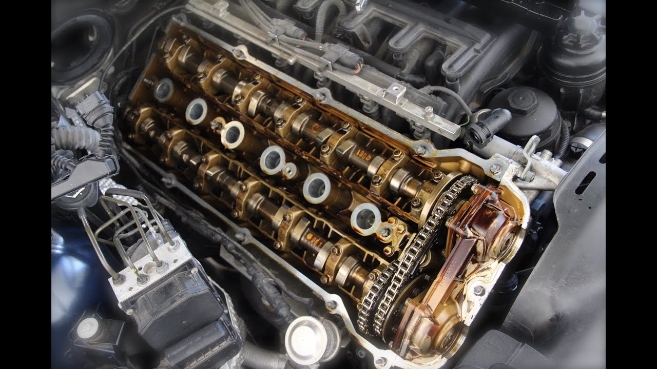 2006 330xi Fuse Diagram Bmw M54 Valve Cover Gasket Replacement Diy Youtube