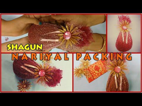 Shagun Nariyal Packing