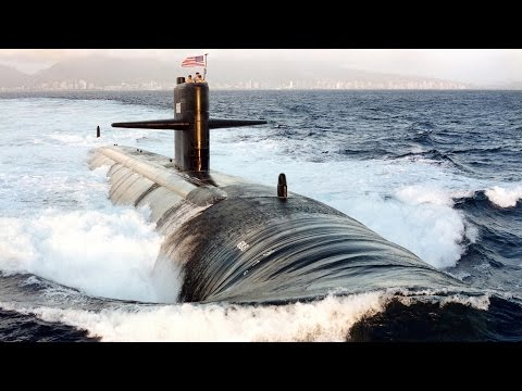 Mega Submarine Documentary - Life Inside A Military Submarin