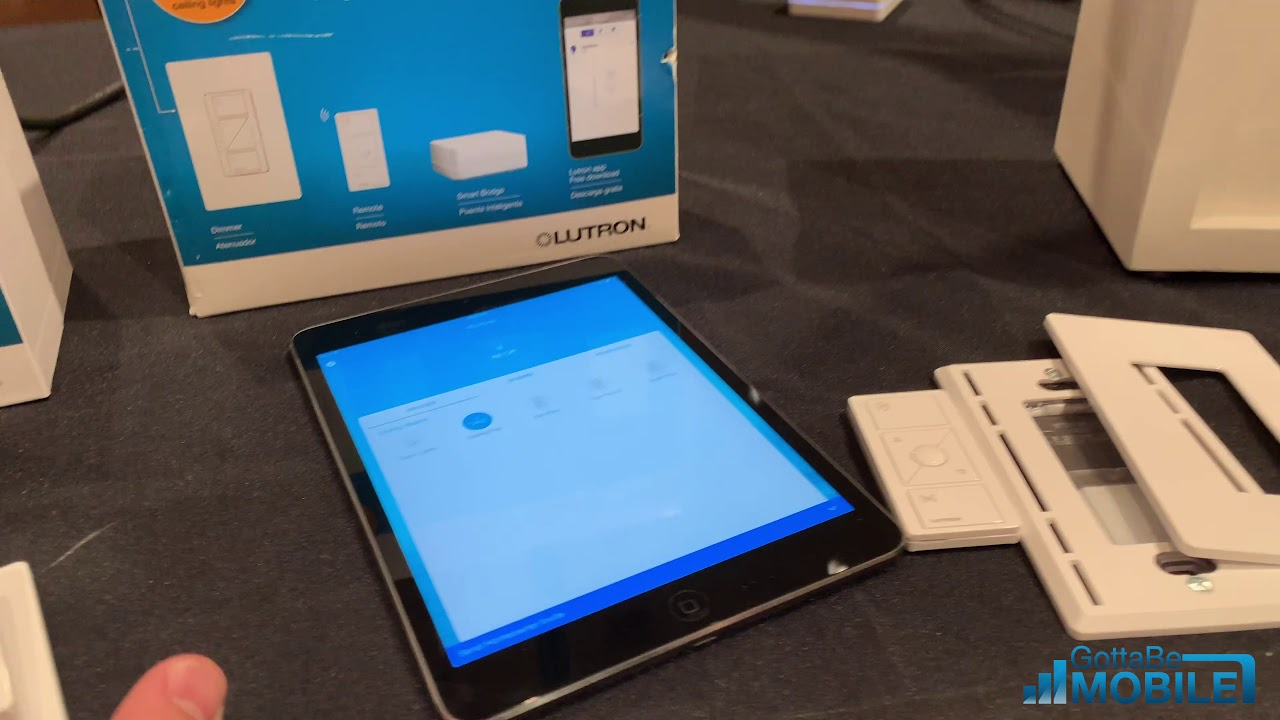 Lutron Fan Speed Control: Turn Any Ceiling Fan Into a Smart Fan