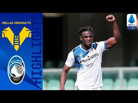 Helas Verona Atalanta Goals And Highlights