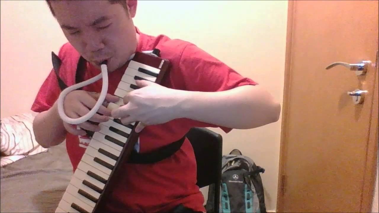 The revolutionary musical instrument -- Melodica: Yu Yu